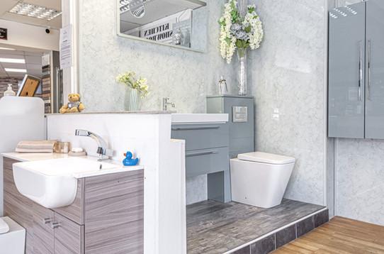 Magnum Bathrooms Showroom Aldershot