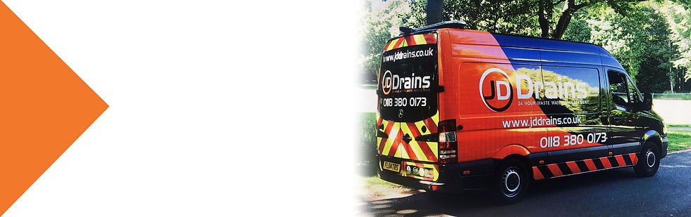 JD Drains Reading Drainage Services
