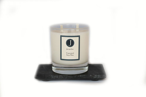 Unscented Soya Wax Candle 220g