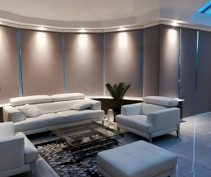 Advanced Interior Services Blinds & Curtains