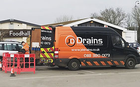 JD Drains Commercial Services