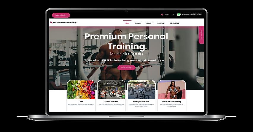 Marbella Personal Training