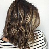 Absolute success today with this balyage