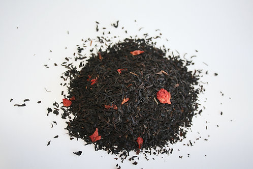 Sassy Strawberry Black Tea