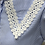 Thumbnail: חולצת צווארון תחרה