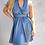 Thumbnail: שמלת קשירה סאטן