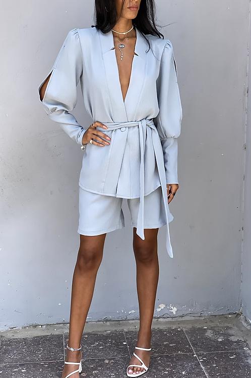 חליפת ברמודה רוסו (פתח בשרוולים)