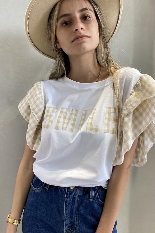חולצת סמייל