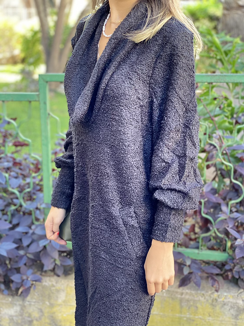 שמלת דאבלין (שחור)