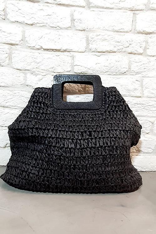 תיק פרנקי שחור