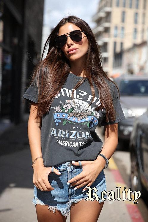 חולצת אריזונה