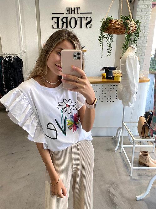 חולצת מלמלה לוב