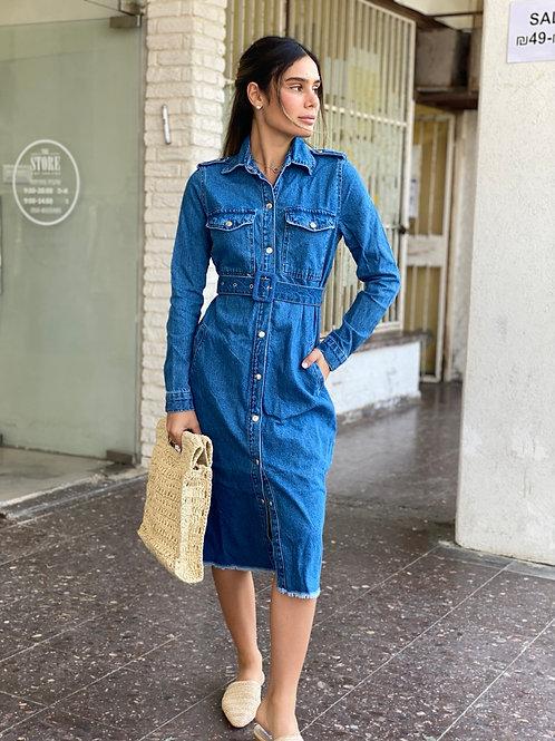 שמלת ג׳ינס
