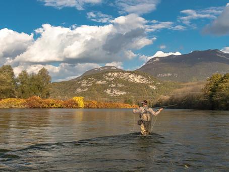 Prolonger sa saison de pêche en automne