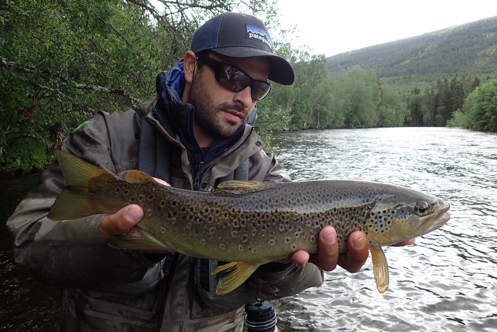 Pêche mouche Norvège