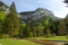 Guiers vif Isère Savoie