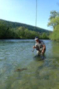 Pêche aux appâts naturels (toc)