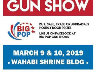 Big Pop Host Capital City Gun Show in Jackson, Ms