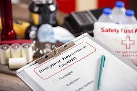 Emergency Preparedness Kit (Home Edition)