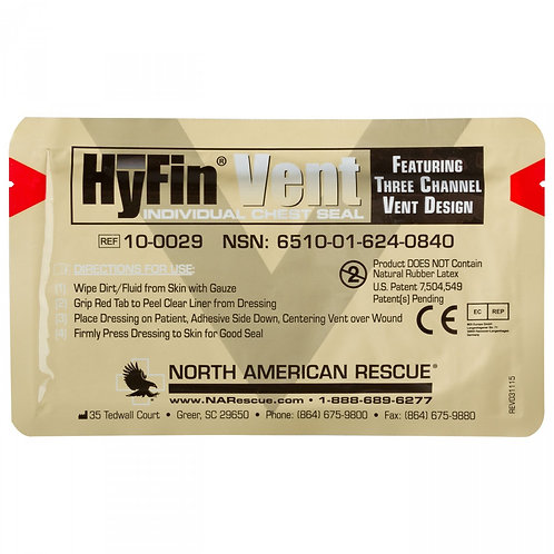 HYFIN VENT CHEST SEAL - INDIVIDUAL