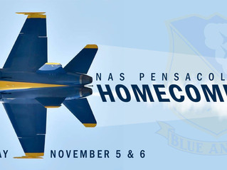 NAS Pensacola Blue Angels Homecoming Air Show canceled Due To Covid-19 Concerns