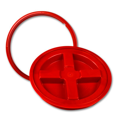 Red Gamma Seal Lid