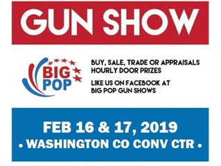 EDP heads Greenville, MS For The Annual Event Hosted By Big Pop Gun Works