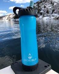 Gear Review: HydroBlu Clear Flow Water Bottle & Filter Combo