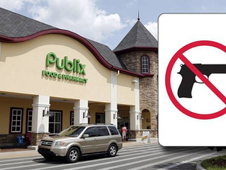 Publix Is The Newest Store To Cave To Anti-Gun Lobby