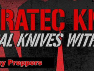 CobraTec Now Offers Cerakote Covering For Their Knives