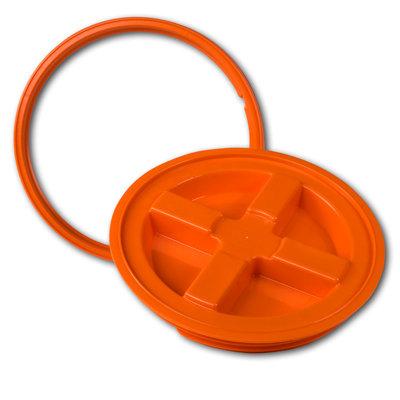 Orange Gamma Seal Lid