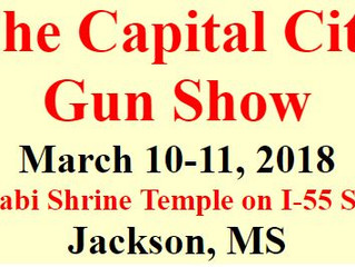 EveryDay Preppers Attends Capital City Gun Show