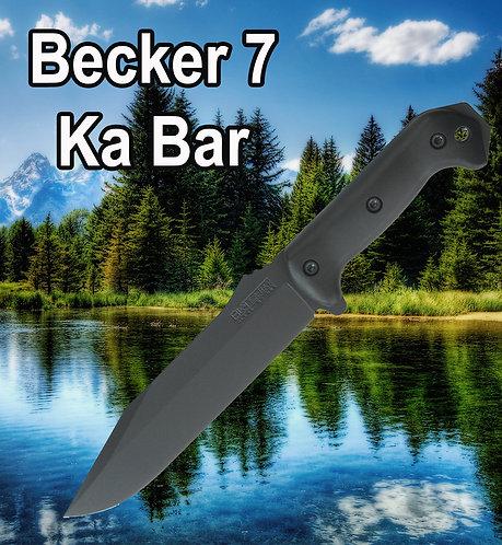 Becker 7 Ka Bar