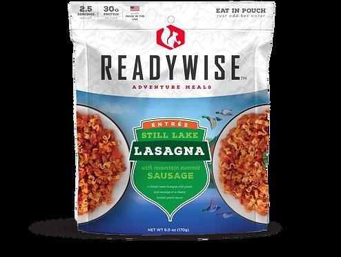 Lasagna with Sausage (SINGLE)