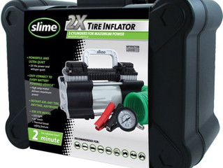 Slime 2X Heavy Duty Tire Inflator (Product Review)