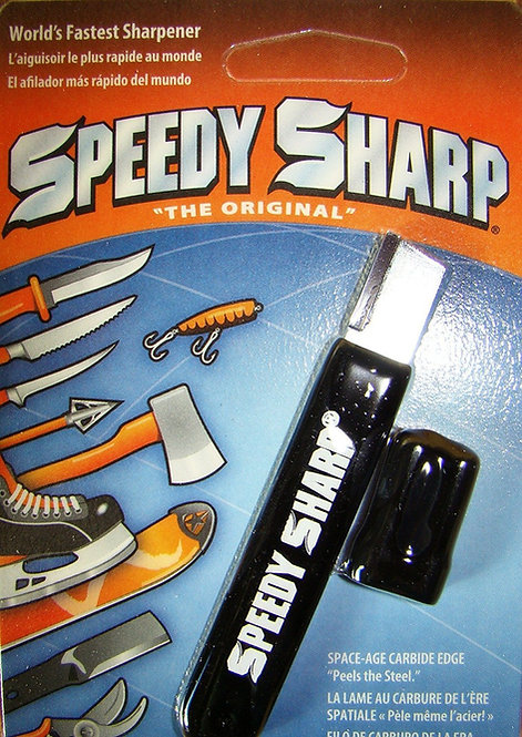 Speedy Sharp - Black