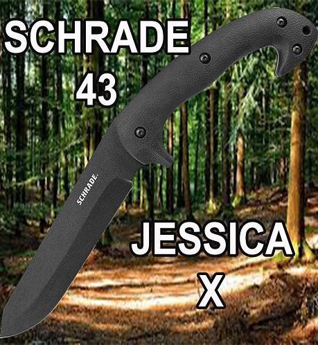 SCHRADE 43 - AKA: JESSICA X