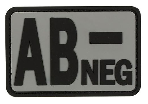 AB NEG Blood Type