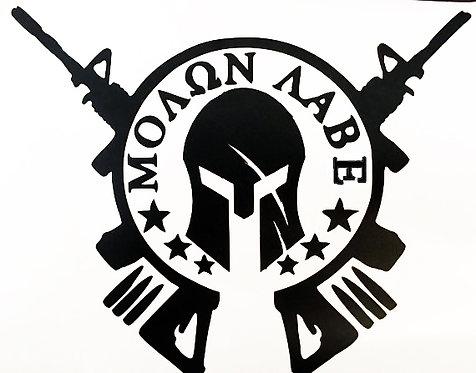 Molan Aabe - Guns