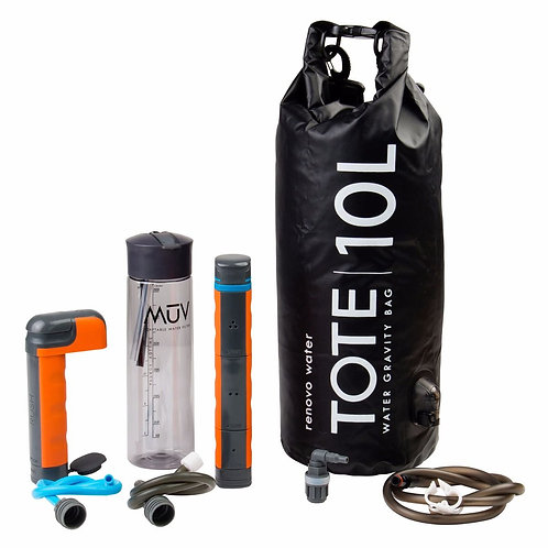 MUV Eclipse Water Filter