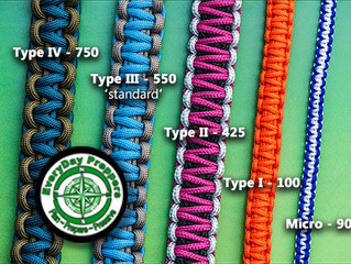 What is Mil-spec & 550 Paracord?