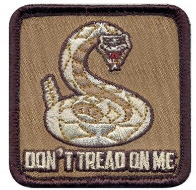 Don't Tread On Me - Tan