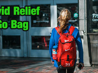 2020 Covid Relief Go-Bags