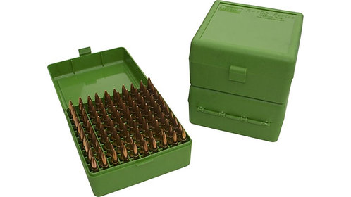 MTM RM100-10 (308, 22/250, 7mm/08, 6.5 Creedmore-Grendel, .410 shotgun)