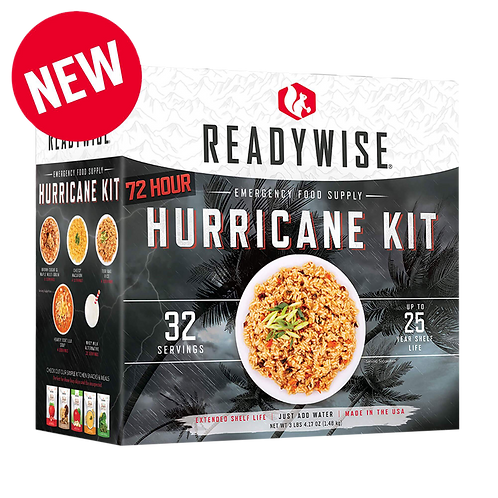 ReadyWise - Hurricane Box