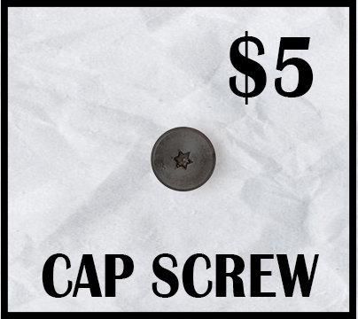 CT-CAP SCREW