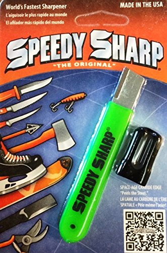 Speedy Sharp - Zombie Green