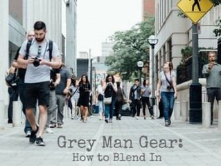 Grey Man Gear: How to Blend In
