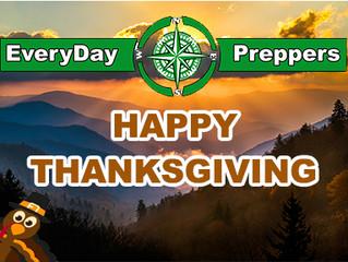 Happy Thanksgiving  - Iron Bowl Gun Show