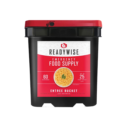 ReadyWise - 60 Serving Emergency Food Supply